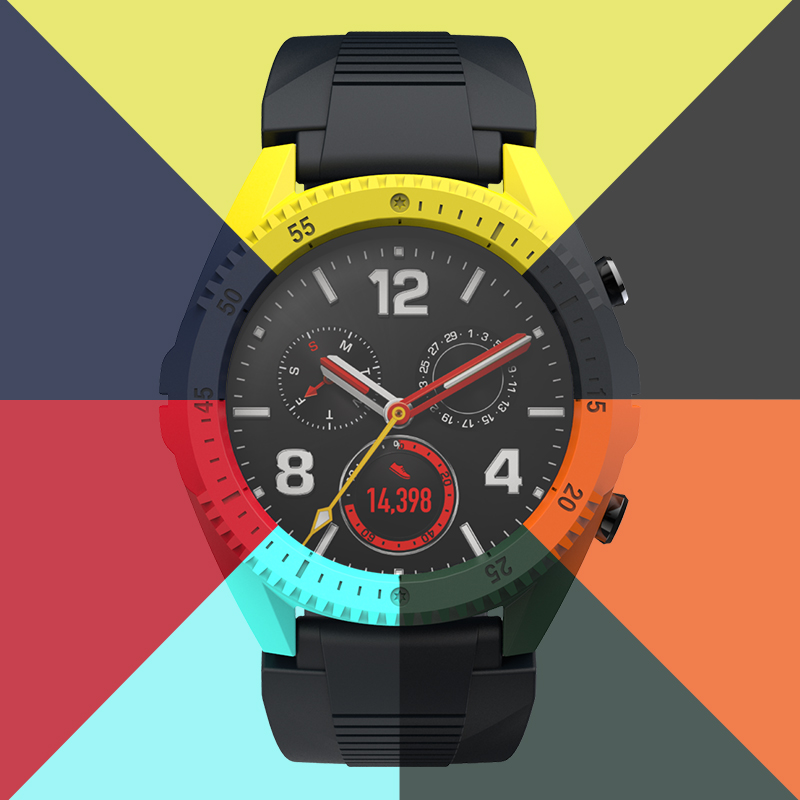 Case For Huawei Watch GT Active Classic Sport GT2 Smart Watches Cover PC TPU Shell GT 2 Protector Sport Accessories 42mm 46mm