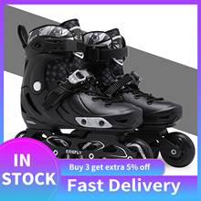 Rollers Women Shoes Skate Inline Hockey Adults Sneakers Professional
