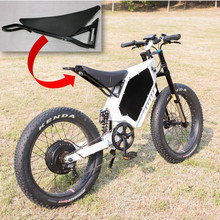 2019 New design Comfortable Motorcycle Seat for Enduro Electric Bike electric mountain bike