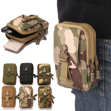 Pouch-Bag Mobile-Phone-Pouch Molle Military Bag-Belt Waist-Bag Money-Tools Hunting Tactical