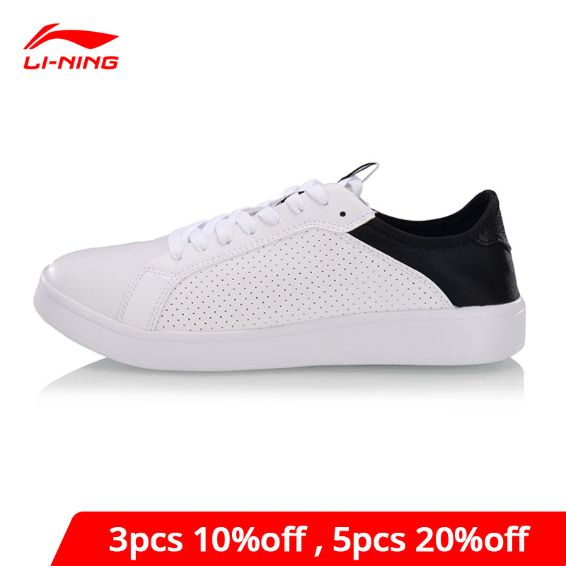 Li-Ning Men ENTERNITY Leisure Lifestyle Shoes Wearable Stylish LiNing Li Ning Sport Shoes Classic Sneakers AGCP083 YXB325