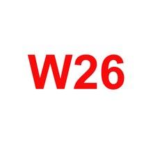 5 قطعة Smartwatch IWO W26 44 مللي متر ووتش 6 الذكية ووتش ميزان الحرارة ECG القلب معدل رصد درجة الحرارة PK IWO 8 IWO 13 12 الموالية