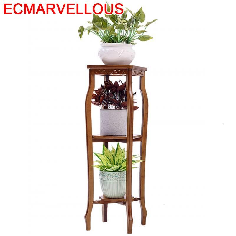 Piante Garden Shelves Flores Plantenrekken Estante Para Plantas For Stojak Na Kwiaty Dekoration Balcony Flower Shelf Plant Stand