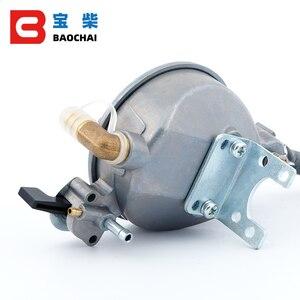 Image 5 - น้ำมันเบนซินปั๊ม152Fเครื่องยนต์คาร์บูเรเตอร์P15H LPG GX100เปลี่ยน