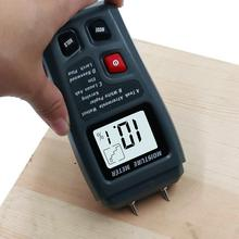 0-99.9% Digital LCD Wood Moisture Meter Humidity Meter Portable Damp Detector Tester Sensor Hygrometer Wood Moisture Meter air temperature humidity meter moisture meter sensor lcd digital thermometer hygrometers measurement tester device quality
