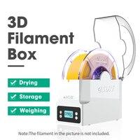 ESUN eBOX stampa 3D scatola di filamenti supporto per la conservazione del filamento mantenere il peso del filamento di misurazione a secco del filamento per stampanti 3D FDM