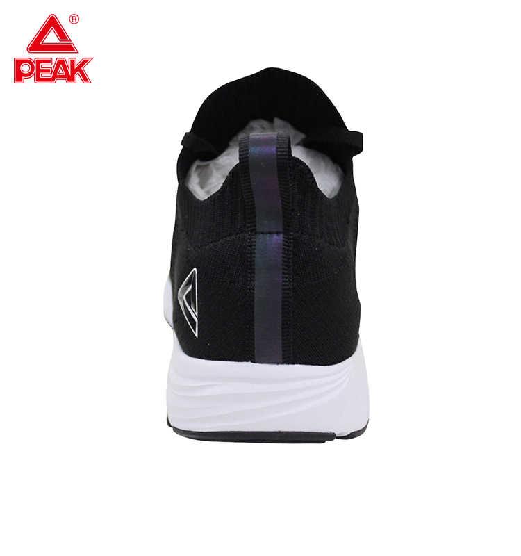 Tepe koşu ayakkabıları erkekler nefes örgü üst kaymaz taban hafif koşu Yoga spor ayakkabı eğitim ayakkabı çift ayakkabı