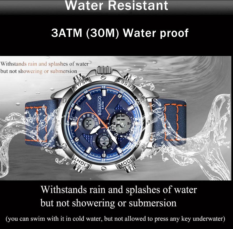 H9560f9f27781421d9d0e875560ef90d0u BOAMIGO Fashion Mens Watches men Military Digital analog Quartz Chronograph sport Watch  Waterproof wristwatch relogio masculino