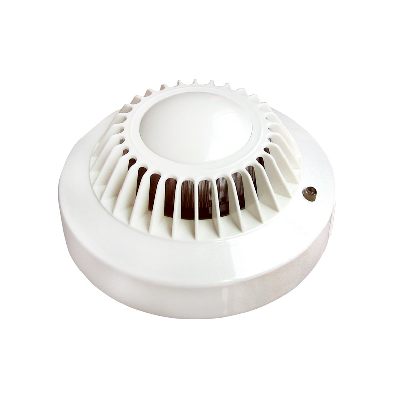 Focus MD-2100R Wireless Smoke Sensor Photoelectric Lithium Battery Operated Fire Smoke Detector For Meian Alarm