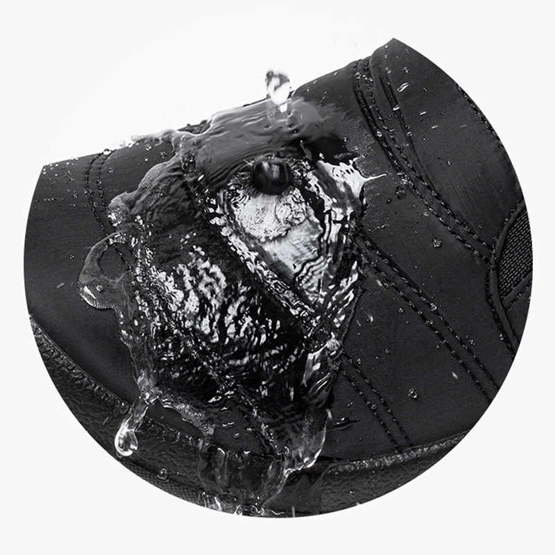 LAKESHI bottes de neige d'hiver chaud femme bottines pour femmes chaussures bottes d'hiver hommes bottes chaussures imperméables chaussons courts en velours