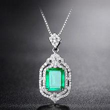 Gota de agua para Mujer Niña Moda Cristal Colgante Collar Aretes Bisutería Set N7