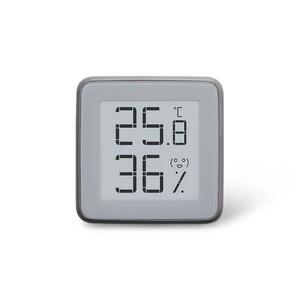 Image 5 - HOT Auf Lager Original Xiaomi Mijia MiaoMiaoCe BT 4,0 Wireless Smart Elektrische Digitale Indoor & Outdoor Hygrometer Therometer Uhr