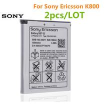 Oryginalny BST-33 BST 33 wymiana baterii do Sony Ericsson K800 SATIO U1 W880I K810I W100I T700 T715 tanie tanio 0-1300 mAh