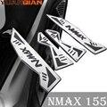 Модифицированная Подножка для мотоцикла nmax, подножки для педалей, подножки, подножки для yamaha nmax155 N-MAX nmax 155 2015- 2020