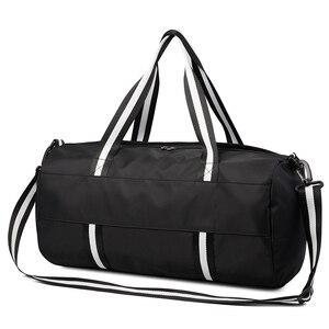Image 2 - TIANHOO Wet and dry separation sports fitness handbag men portable large capacity travel luggage bag