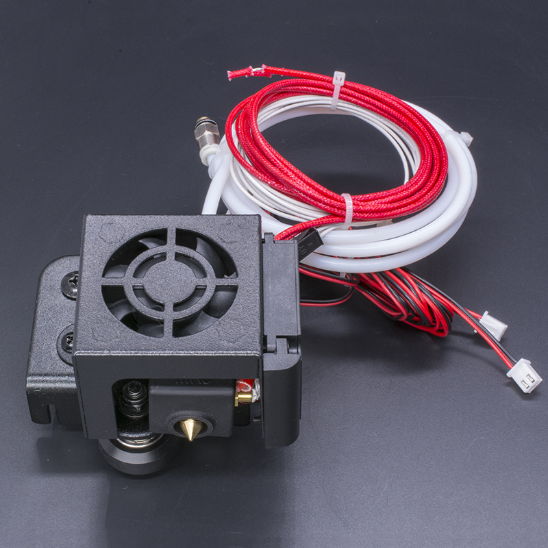 CR10 J-head Hotend + 4010 40mm Cooling Fan+ Braket + X Axis Moving Carriage Part For Ender 3 3D Printer 2020 V Groove Profile