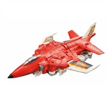 1Pcs Combiner War Robot G2 Color Superion Member Airplane Silverbolt Slingshot Fireflight Classic Toys For Boys Without Box