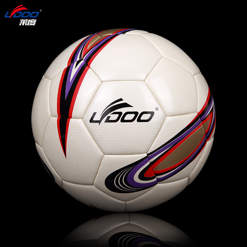 LYDOO Lai Du Football No. 5 Genuine Leather Standard Competition Football Young STUDENT'S Children Power 2018 World Cup