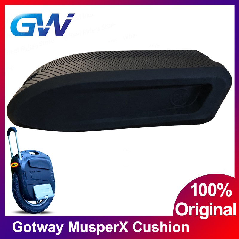 Original GotWay Msuper X Cushion Mudguard Fender Seat Unicycle Cushion Saddle Seat Electric One Wheel