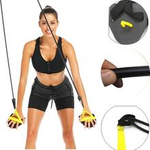 Arm Strength Trainer Swim Paddle Fins Professional Freestyle Swimming Arm Trainer Elastic Band Fitness Resistance Bands