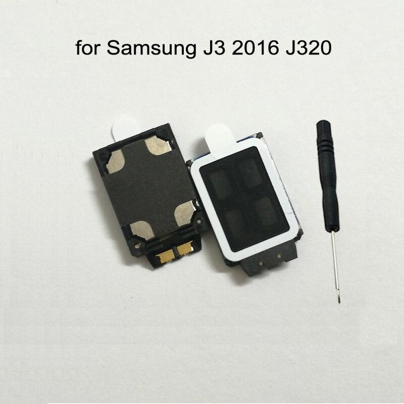 For Samsung Galaxy J3 2016 J320 J310 J320F J320H J320FN Original Phone New Loud Speaker Buzzer Ringer Flex Cable Replacemet