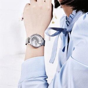 Image 5 - BENYAR למעלה מותג היוקרה לצפות ילדה שעון 2019 חדש רישום פשוט נשים שעונים קוורץ שעון גבירותיי Relogio Feminino + תיבה