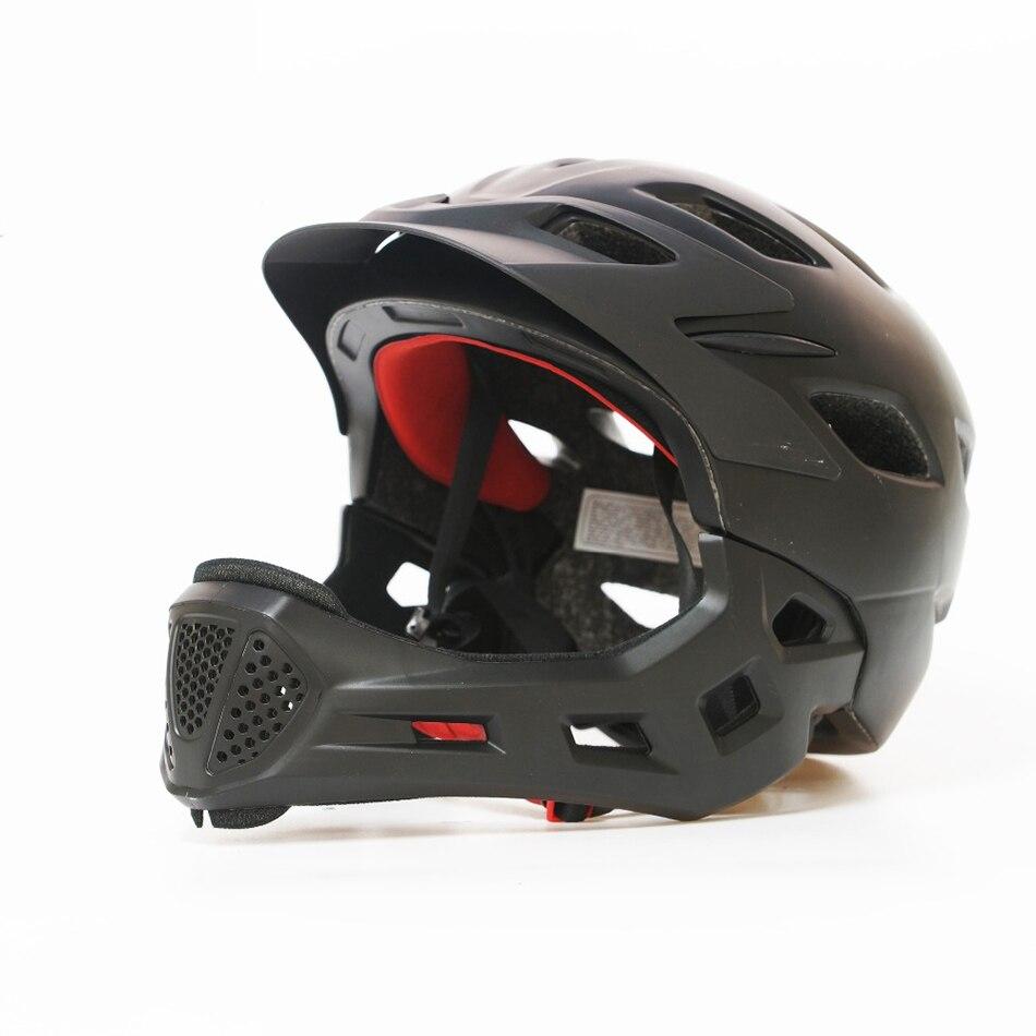 Casque vélo enfant casque intégral enfant sécurité Sport montagne route vélo BMX casques vélo capacete ciclismo