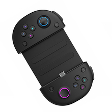 Game Controller with Type c fast charging +Telescope phone holder Portable game handle joystick Sensitive buttons design