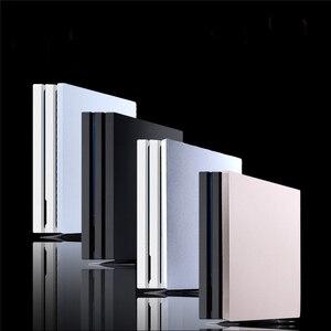 Image 1 - メインエンジン前面保護シェルハウジングソニー PS4 プロコンソール Aniti 傷保護カバーケーススペアパーツ