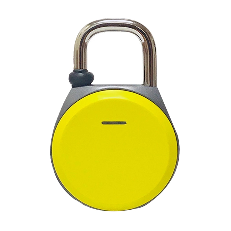 Bluetooth Mobile Phone Fingerprint Lock Backpack Padlock Fingerprint Lock Luggage Lock
