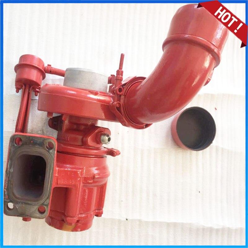 Utilisé 90% nouveau authentique HX30W 4040382 4040353 3592318 turbo turbocompresseur pour DCEC CUMMINSS 4BTA 3.9L 92KW/125HP description du produit