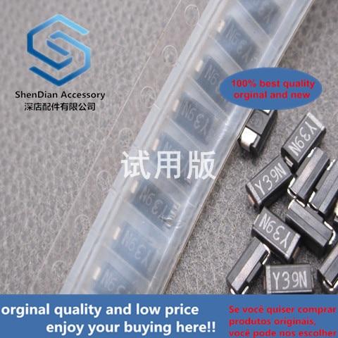 30pcs 100% Orginal New SMD Schottky Diode SFPJ-73V SMA Imprint Y39N 100 Pcs 25 Yuan