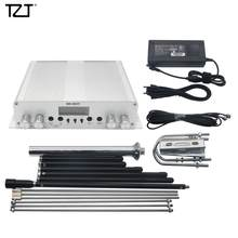 Tzt 20W Fm-zender Stereo Pll Uitzending Radio Station + Range Max Antenne + Power(China)