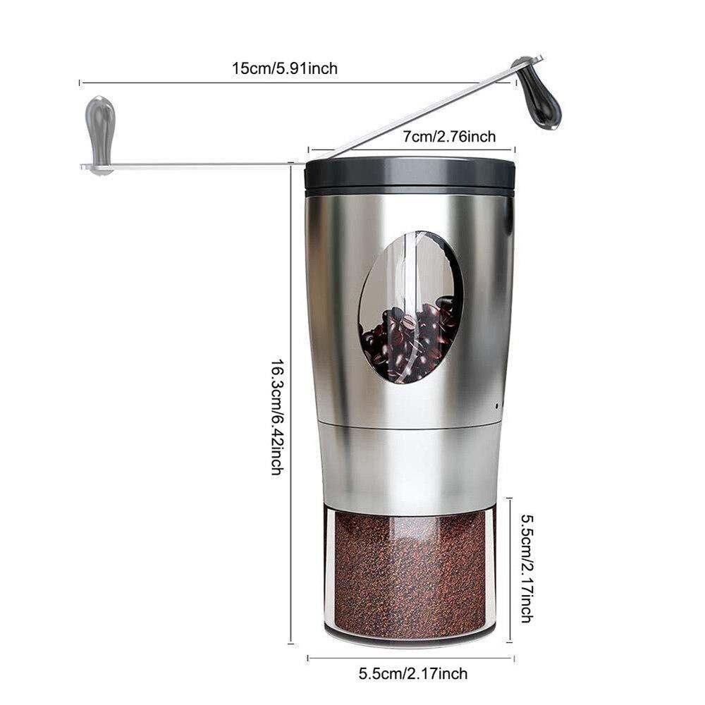Moedor de café manual