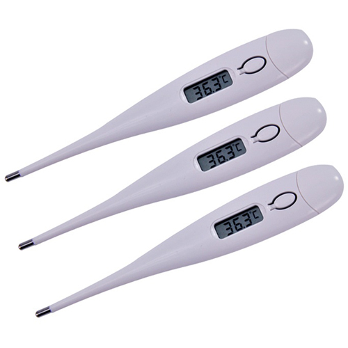 Newborn Infant Baby Adult Body LCD Thermometer Medical Temperature Meter Heat Fever Measure Hot