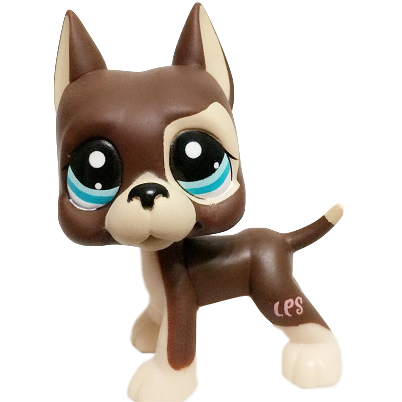 2020 new Pet Shop Lps Toys Original Dachshund Rare Dog Collection #675 #640 #556 #325 Sausage Puppy Cute Animal Action Figure
