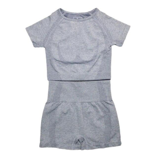 2pcs/set Vital Women Sport Suit  5