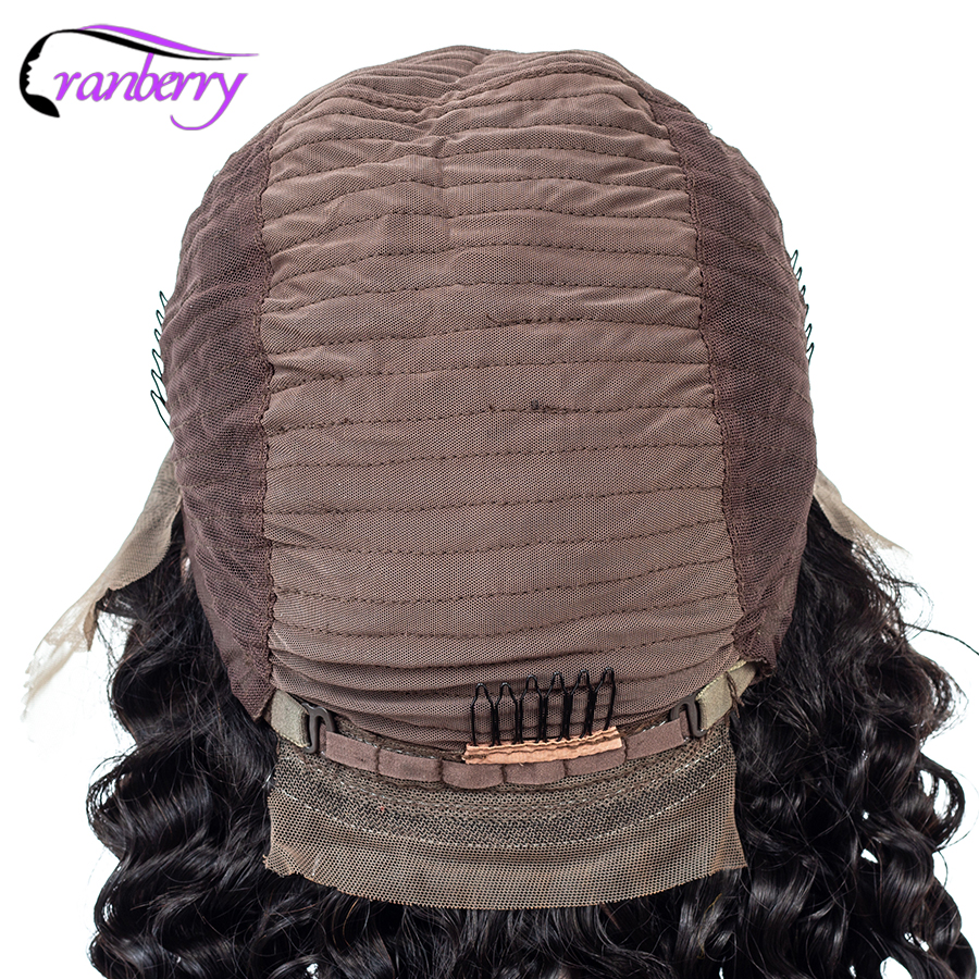 Cranberry Hair Deep Wave Wig 13x4 Lace Front Wigs For Black Women 100 Remy Hair Peruvian Cranberry Hair Deep Wave Wig 13x4 Lace Front Wigs For Black Women 100% Remy Hair Peruvian Wig Lace Front Human Hair Wigs