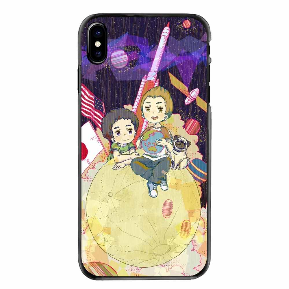 Uchuu Kyoudai Anime Wallpaper Accessories Phone Covers For Sony