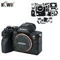Kiwifotos защитная пленка против царапин для камеры sony A7R IV A7RIV A7R4 A7R Mark IV Shadow Black 3M