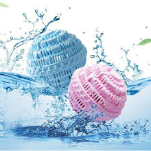 Eco Magic Laundry Washing Machine Clean and Soften Clothes Wash Ball - 1500 Washes Balls