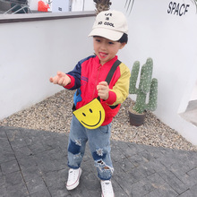 2019 autumn toddler boy and girl winter clothes cartoon jacket children coat baseball uniform casual sports Kids baby boy jacket
