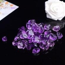Mineral-Specimen Souvenir Raw-Crystals Amethyst Citrine Brazil Gift Rock Home-Decoration