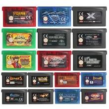 32 Bit Video Game Cartridge Console Card Rayman Series EU Version For Nintendo GBA