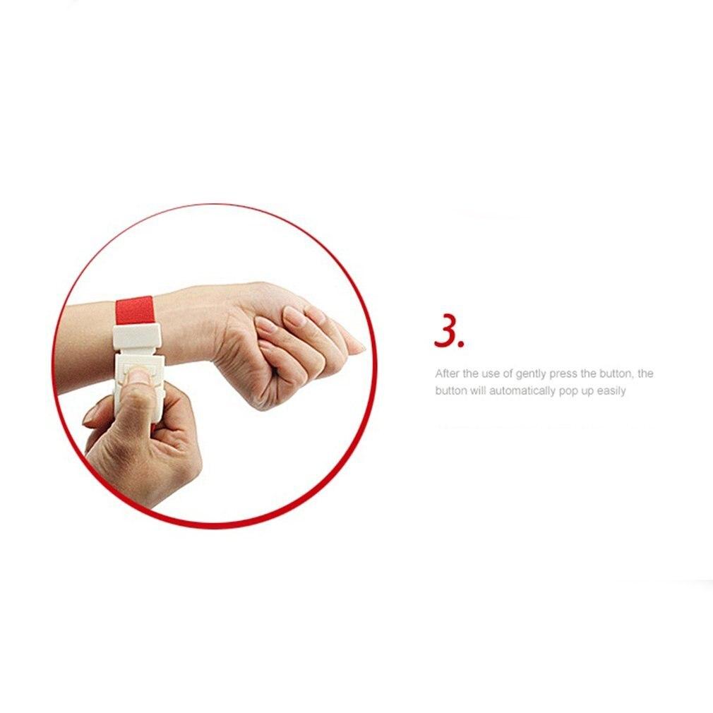 Оснастки АБС жгут быстрое освобождение неотложной медицинской помощи пряжкой регулируемый портативный ленты открытый первой помощи аксессуаров