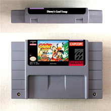 Goof Troop   Action Game Card US Version English Language