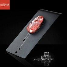 Huohou 초전도 해동 판 자연 해동 검은 기술 하드 야채 요리 가속기 빠른 해동