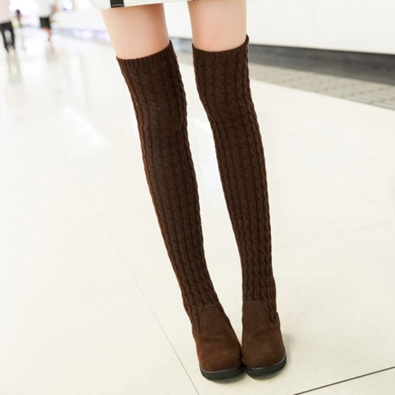 Women-s-Boots-2019-Autumn-Winter-Thigh-High-Boots-For-Woman-Shoes-Knitting-Wool-Long-Boot (1)
