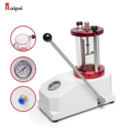 2019 Latest 6ATM Watchmakers Waterproof Watch Tester & Watch Case Water Resistant Test Machine