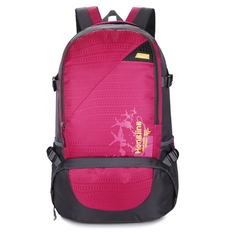 2018 New Style Outdoor Mountain Climbing Running Backpack Sports Travel